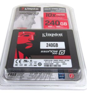 SSD диск 240gb Kingston