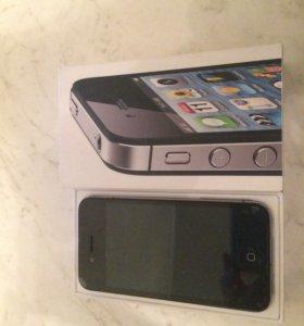 iPhone 4s 16 гигабайт