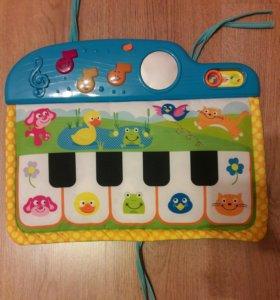 Музыкальная игрушка Пианино Baby go