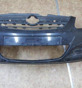 Передний бампер Opel Corsa