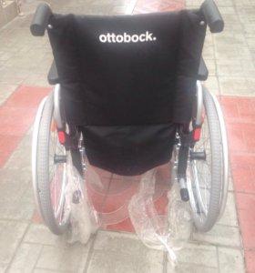 Новая инвалидная коляскя