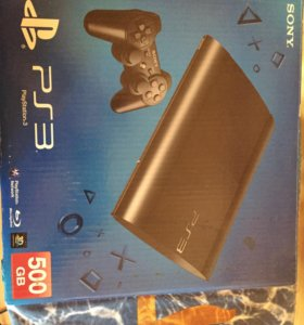 Play Station 3 (500 GB)