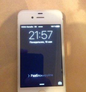 Айфон 4S оригинал 64 GB