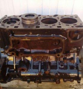 блок двигателя Hyundai Starex