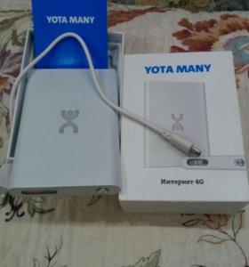 Мобильный роутер YOTA MANY