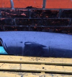 Накладка на задний /М Бампер BMW e60