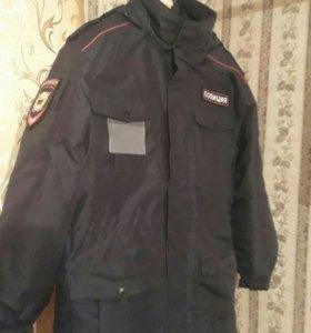 Куртка Полиция демисезонная