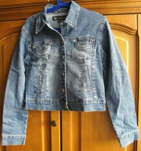 Джинсовые куртки 46 размер