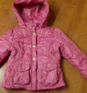 Куртка весна/осень 98-104