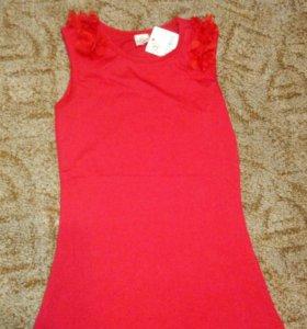 Платье 116р новое