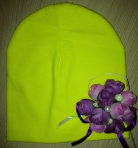 Новые шапки на осень