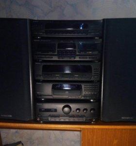 Аудиосистема KENWOOD A 55