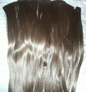 Накладные волосы (трессы)