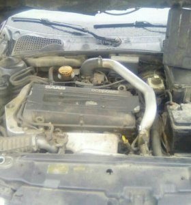 Мотор saab 9-5