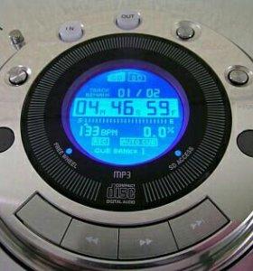 Ди-джейские проигрыватели Technics SL-DZ1200