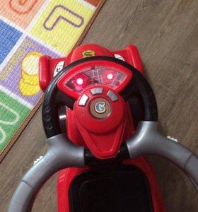 Детская машина толкатор