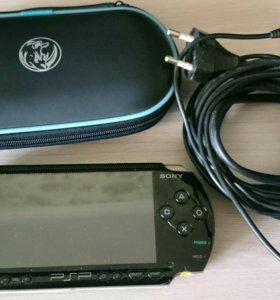 PSP консоль