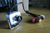 Видеокамера мини для видеонаблюдения