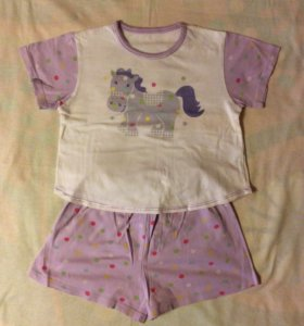 Пижама Mothercare, 2-3 года.