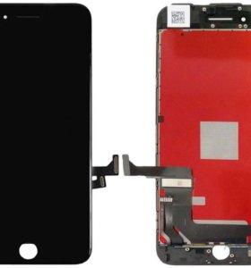 LCD iPhone 7/White Black