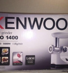 Электромясорубка Kenwood mg-450