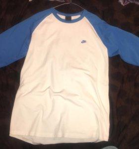 Спортивная футболка/кофта мужская nike оригинал