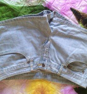 Шорты джинсовые Savage