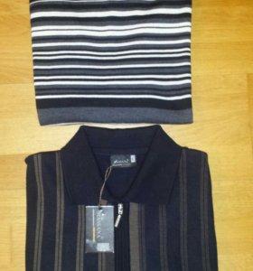 Новый мужской свитер 50-52