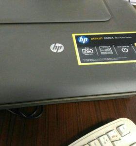 Принтер, сканер, копир 3 в 1