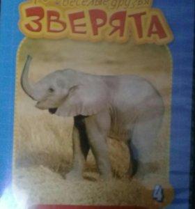 Позновательное о Слонёнке Эбу
