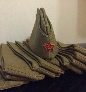 Военные солдатские пилотки опт выгодно