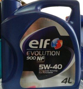 Elf evolution 900 NF 5w40 4л.