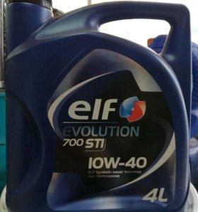 Elf evolution 700 STI 10w40 4л.