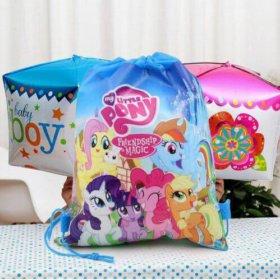 Новый рюкзак my little pony