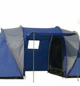 Палатка четырехместная новая