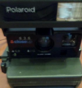 "Фотоаппарат ""Polaroid 636"""
