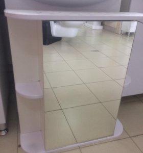 Зеркало шкаф для ванной