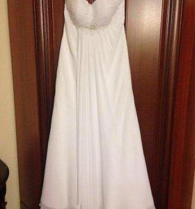 Свадебное платье и аксессуар