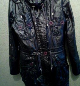 Куртка-плащ демисезонное