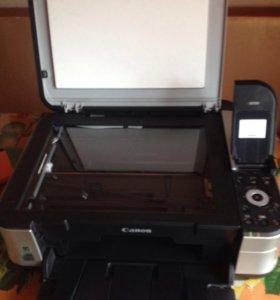 Продам принтер Canon MP 540