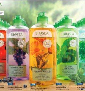 Гели для душа BioSea