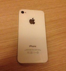 Замена аккумулятора IPhone 4, 4S, 5