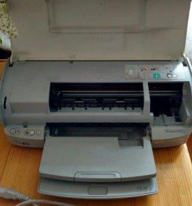 Принтер НР deskjet 4163