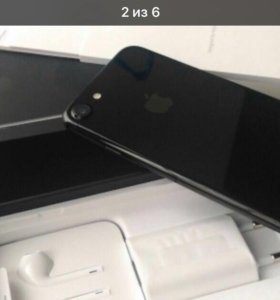 iPhone 7 (оникс) 128 Гбайт
