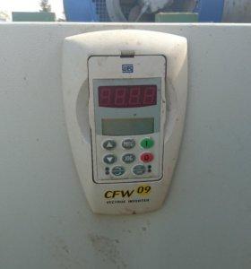 Устройство плавного пуска VECTRUE INVERTER CFW 09