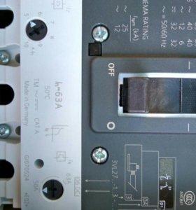 Автоматический выключатель Siemens VL 160