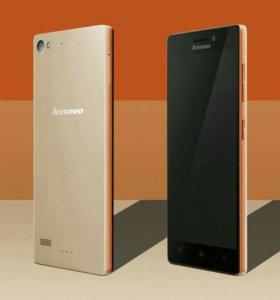Смартфон Lenovo vibe X2 цвет золотой