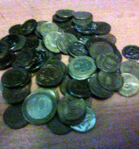 Монеты (цена в скобках)