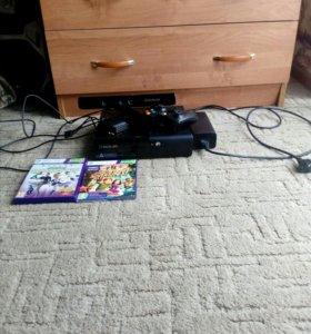 Xbox 360 и kinect
