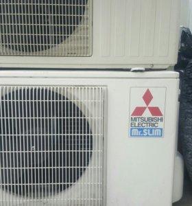 Установка, продажа климатического оборудования.